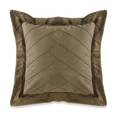 Dark Tan Pillow Sham