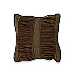 Bianca Luxury Shirred Square Toss Pillow