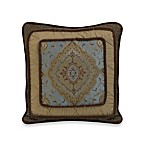 Bianca Luxury Piped Square Toss Pillow