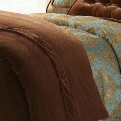 Chocolate Brown Duvet Cover Queen