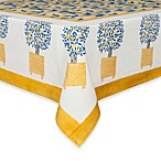 Couleur Nature Lemon Tree Tablecloth