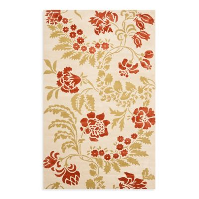Safavieh Capri 3-Foot x 5-Foot Rug in Beige