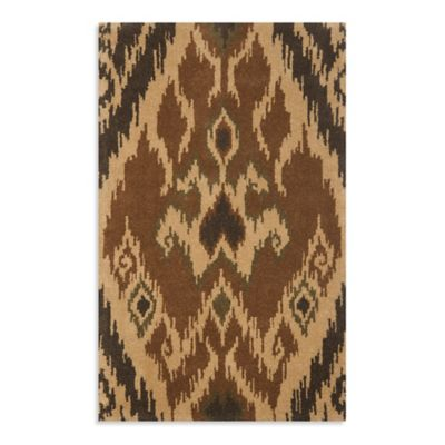 Safavieh Capri 4-Foot x 6-Foot Rug in Brown