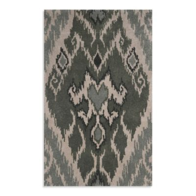 Safavieh Capri 6-Foot x 9-Foot Rug in Grey/Green