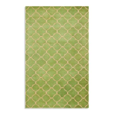 Safavieh Chatham 4-Foot x 6-Foot Rug in Light Green