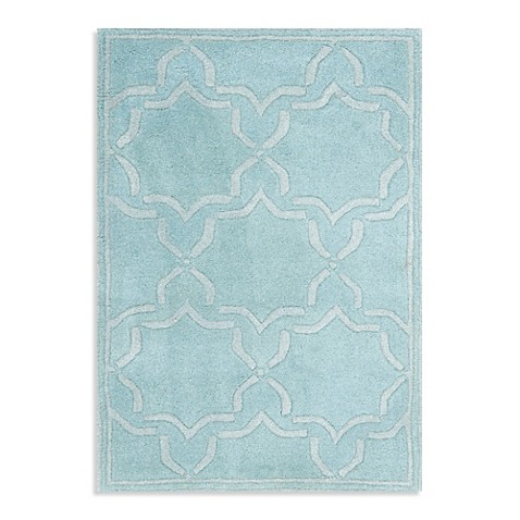 Mats gt; Area Rugs gt; Safavieh Chatham 4Foot x 6Foot Rug in Light Blue