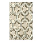 Safavieh Modern Art Rug in Beige/Multi