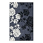 Safavieh Modern Art Rug in Grey/Black
