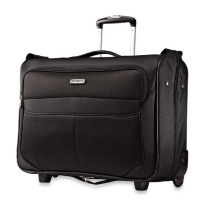 Samsonite® LIFTwo™ Carry-On Wheeled Garment Bag in Black