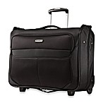 Samsonite® LIFTwo Carry-On Wheeled Garment Bag in Black