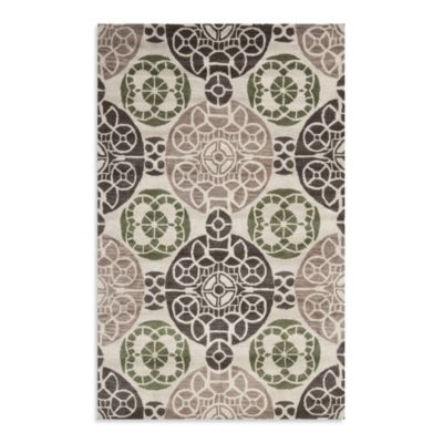 Safavieh 4 Brown Accent Rug