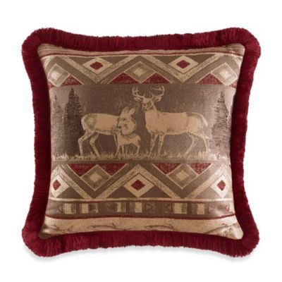 Croscill® Pondera Square Throw Pillow