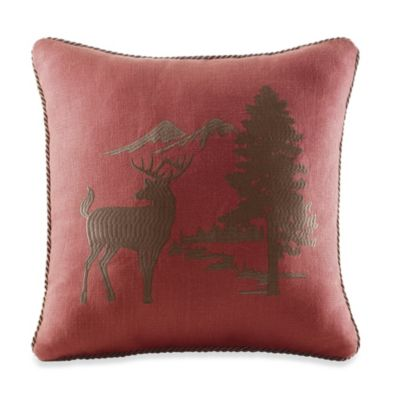 Croscill® Pondera Fashion Throw Pillow