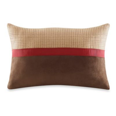 Croscill® Pondera Boudoir Pillow