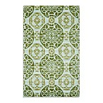 Safavieh Wyndham Irina Hand-Tufted Wool Rug in Turquoise/Green