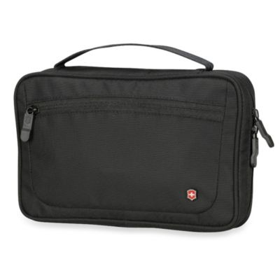 Victorinox® Slimline Travel Kit in Black