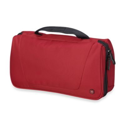 Victorinox® Zip-Around Travel Kit in Red