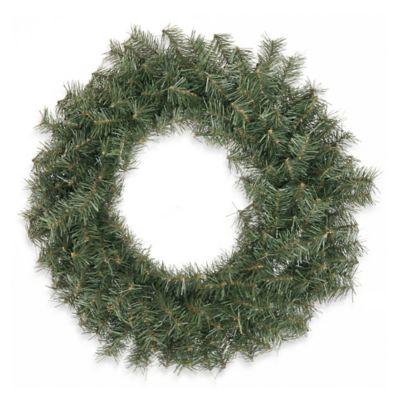 Vickerman 30-Inch Canadian Pine Wreath