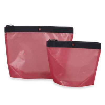 Victorinox Spill-Resistant Pouches (Set of 2)