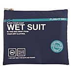 Flight 001 Go Clean Wet Suit Bag in Navy