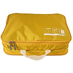 Flight 001 Spacepak Underwear Packing Sleeve in Yellow