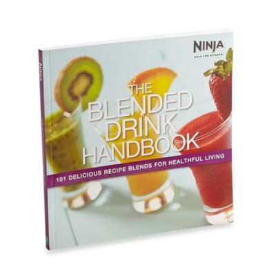 Euro-Pro® Ninja® 101 Delicious Recipe Blends for Healthful Living