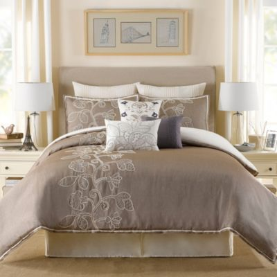 B. Smith® Fredonia California King Comforter Set