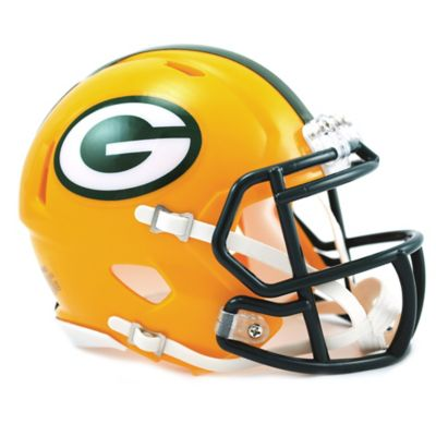 Riddell® NFL Green Bay Packers Speed Mini Helmet