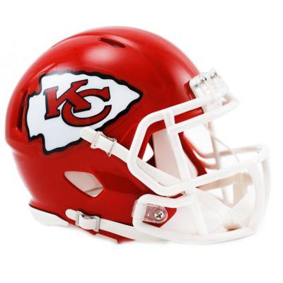 Riddell® NFL Kansas City Chiefs Speed Mini Helmet