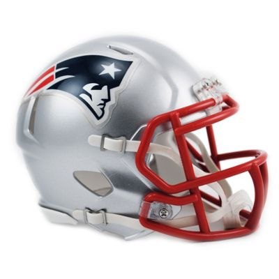 Riddell® NFL New England Patriots Speed Mini Helmet