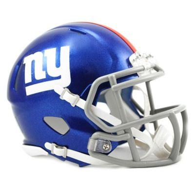 Riddell® NFL New York Giants Speed Mini Helmet