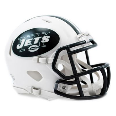 Riddell® NFL New York Jets Speed Mini Helmet