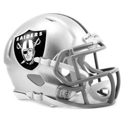 Riddell® NFL Oakland Raiders Speed Mini Helmet
