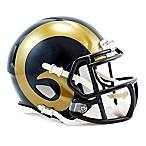 Riddell® St. Louis Rams Authentic Speed Mini Football Helmet