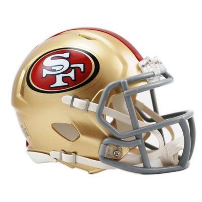 Riddell® NFL San Francisco 49ers Speed Mini Helmet