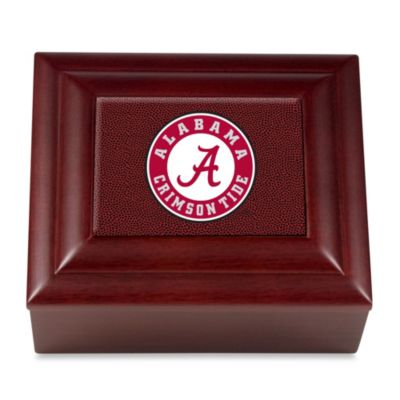 University of Alabama Keepsake Box