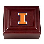 University of Illinois Keepsake Box