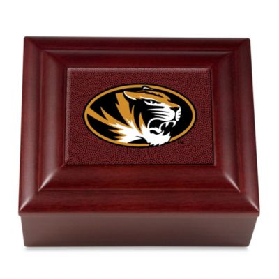 University of Missouri Tigers Keepsake Box