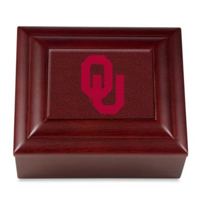 University of Oklahoma Keepsake Box