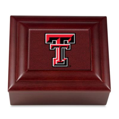 Texas Tech Keepsake Box