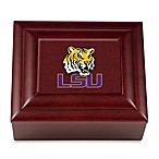 Louisiana State University Keepsake Box