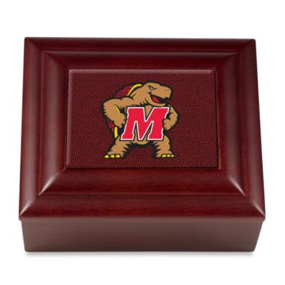 University of Maryland Keepsake Box