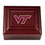 Virginia Tech Keepsake Box