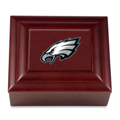 NFL Philadelphia Eagles Keepsake Box
