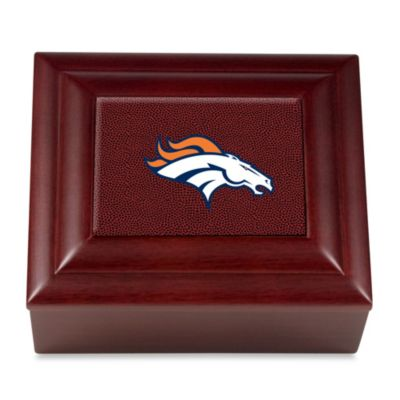 NFL Denver Broncos Keepsake Box