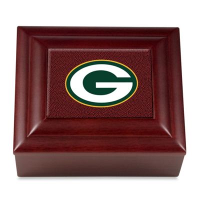 NFL Green Bay Packers Keepsake Box