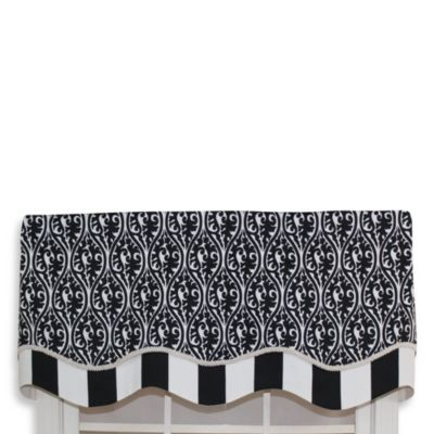 Black Glory Valance