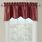 Darrow Embroidered Arch Scallop Valance