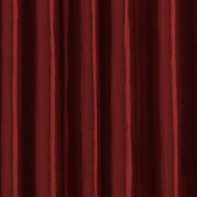 Argentina Fabric in Crimson