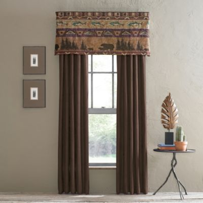Croscill Bear Mountain Valance
